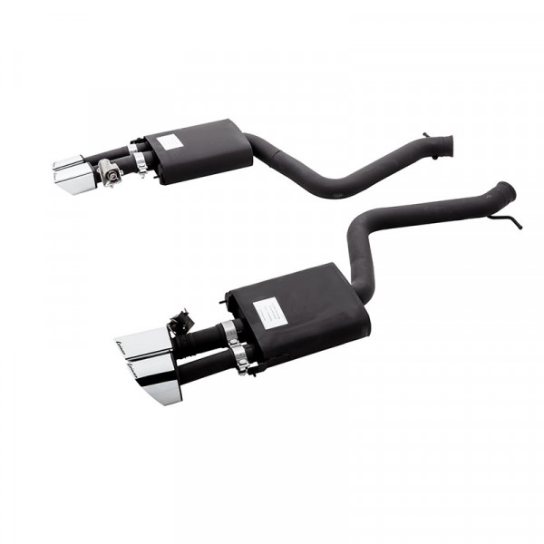 Exhaust System W222