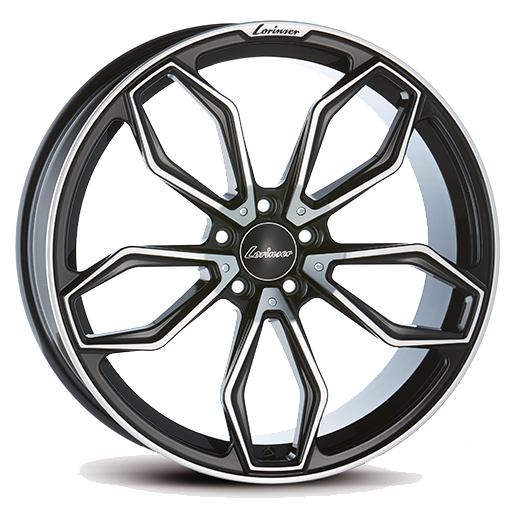 RS11 1-piece forged Light Alloy Wheel