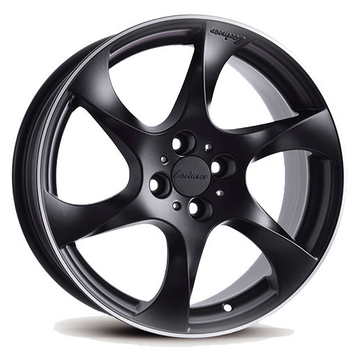 speedy 7,5x17 ET40 Light alloy wheel set (Smart 453)
