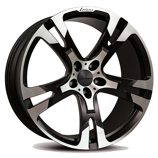 RS10 1-piece forged Light Alloy Wheel