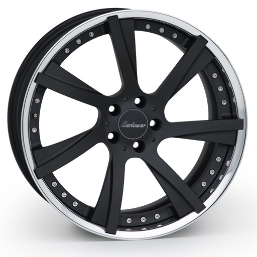 RSK8 2-piece forged Light Alloy Wheel