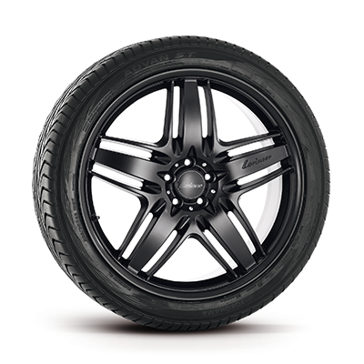 "G-Klasse - 22"" RS9 Winter Tire Set"