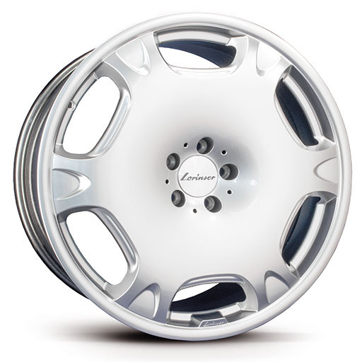 LM2R 1-piece Light Alloy Wheel