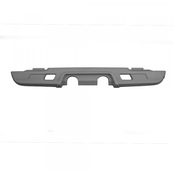 Rear bumper add-on part smart 453