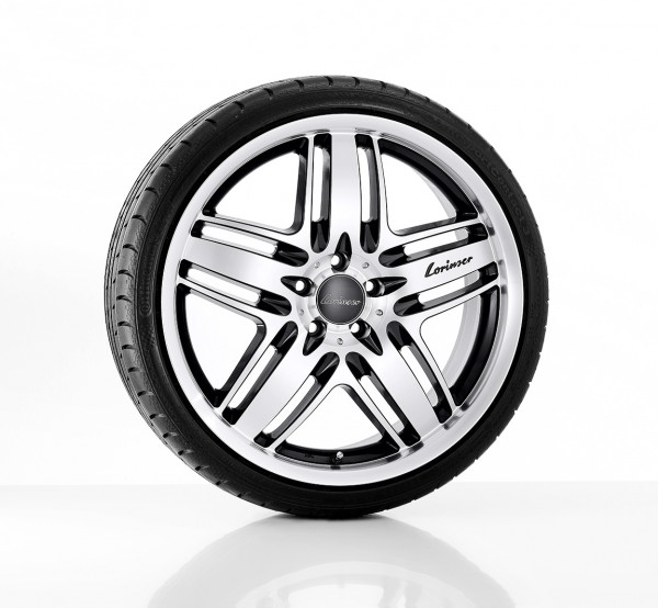 "C 63 AMG - 19"" RS9 Winter Tire Set"