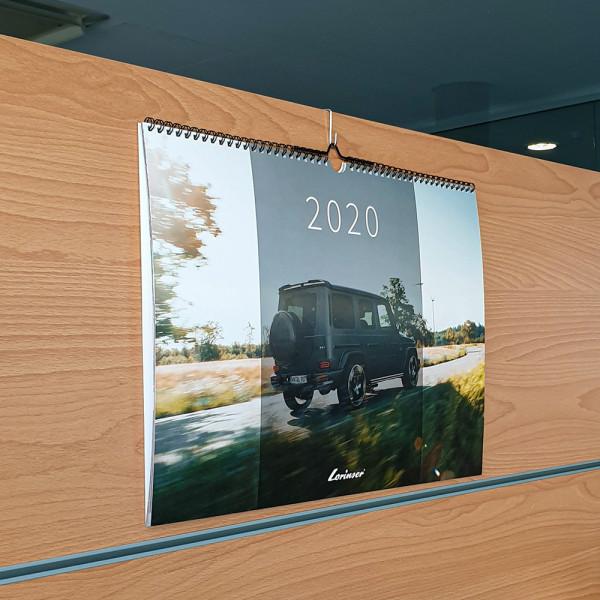 Lorinser Kalender 2020