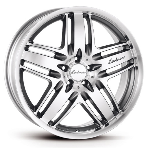 RS9 Light alloy wheels Set W177
