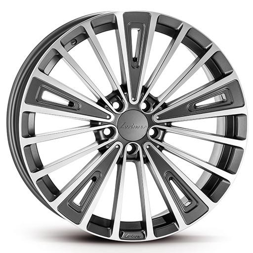 RS12 1-piece Light Alloy Wheel