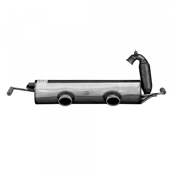 Sports Exhaust System smart 453